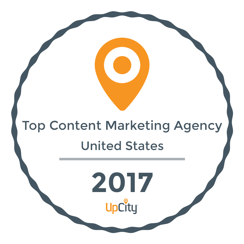 Top Content Marketing Agency 2017