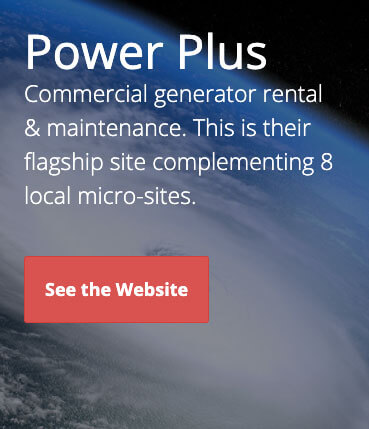 Power Plus Industrial Generator Rental